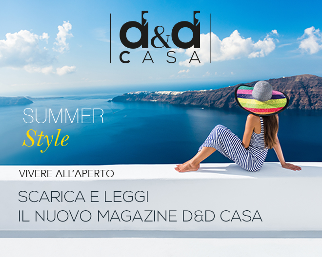 D&D CASA MAGAZINE